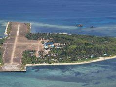 Pagasa Island Spratlys