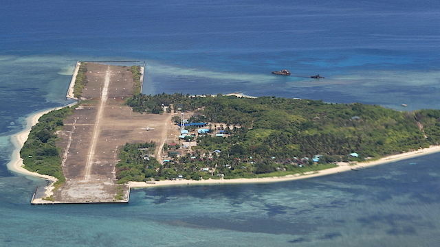 China 'massing up' warships, coast guard vessel, militia near Pag-asa Island