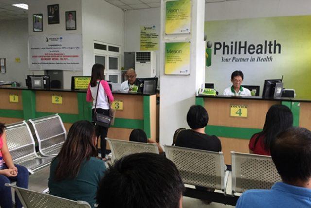 PhilHealth station