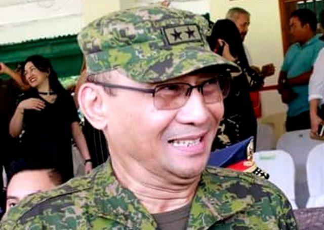 Maj Gen Ronald Villanueva