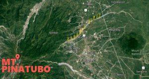 Googlemap Sacobia River