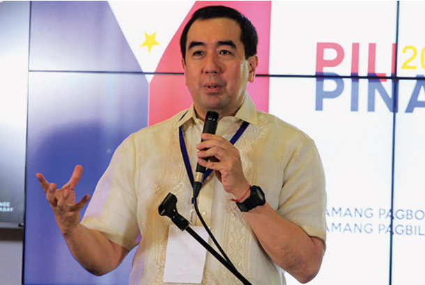 DOJ orders probe on alleged unexplained wealth of Comelec chief