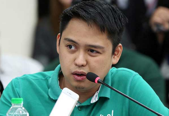 Taguba: I gave P92M in 'tara' to Customs officials, players