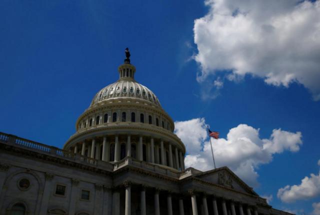 US Capitol Building Reuters