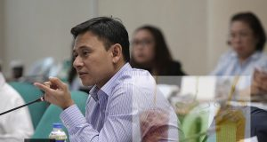 Sonny Angara sugared beverage tax