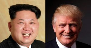 Kim Trump combopic
