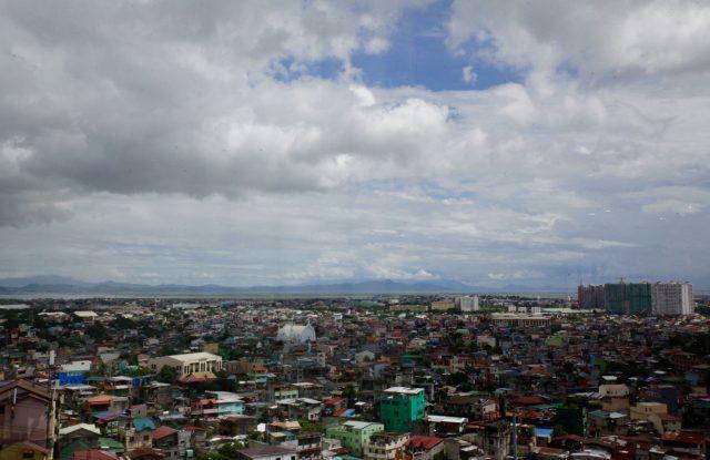 Cities, mega cities-vantage view, Interaksyon