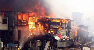 Talayan QC fire