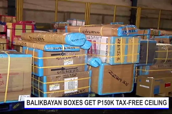 BOC chief warns public vs online 'lovers' sending 'boxes of gifts
