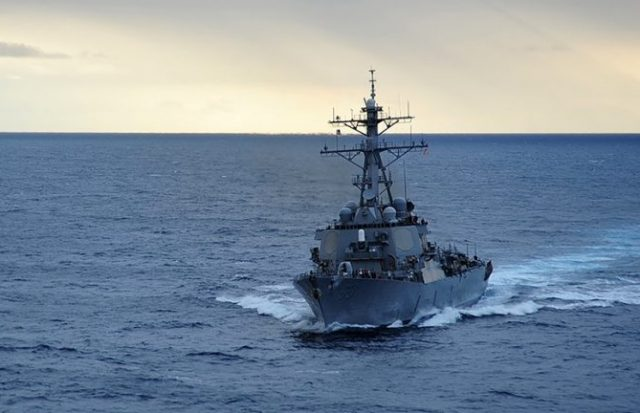 search for USS Stethen sailor