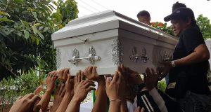 Kian delos Santos funeral