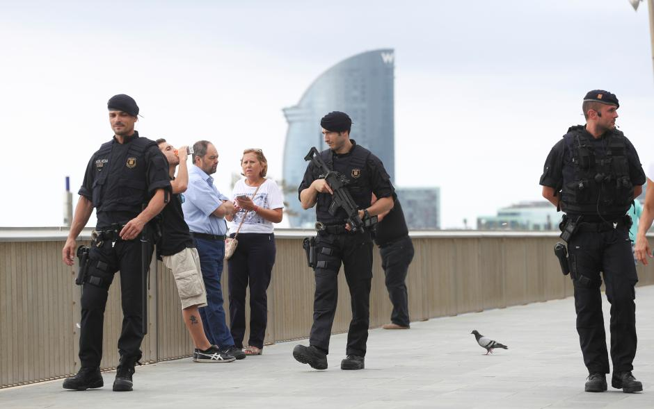 Spain terror cell: what we know about its members