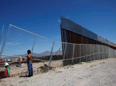 us-mexico border wall construction