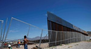 us-mexico border wall construction