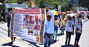 Butuan Lianga protest