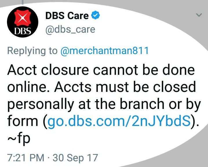 DBScare says NO
