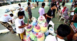 DSWD distribution Balo-i