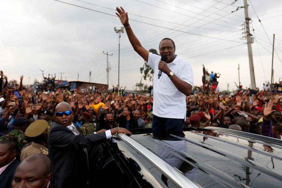 A look at Kenya's presidential candidates … again