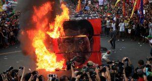 Mendiola rally Sept 21, 2017
