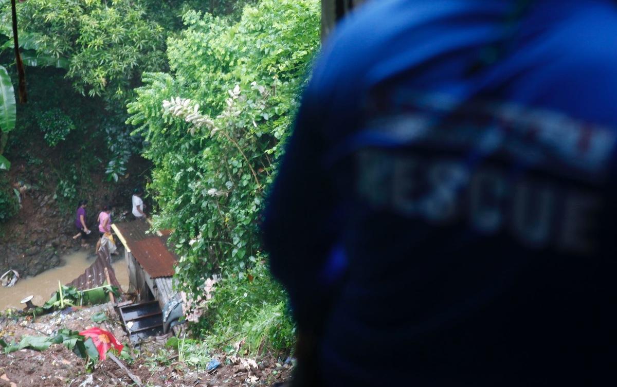 Taytay landslide, BTesta 091217