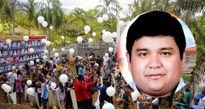 Maguindanao massacre anniversary. Inset Datu Sajid Islam Ampatuan
