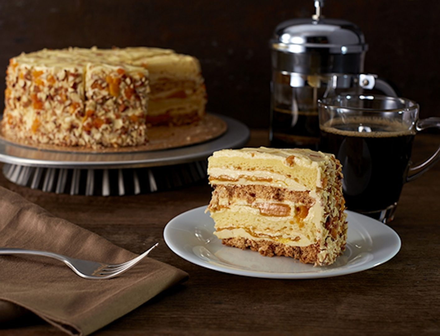 Dear Starbucks PH Love the Mango Float Cake but well have Turmeric