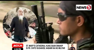 Marawi fighting Chito Suganob