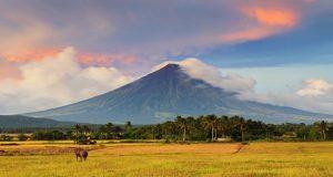 Mayor Volcano, Legazpi City