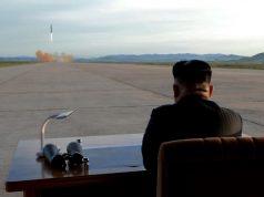 Kim Jong Un missile launch