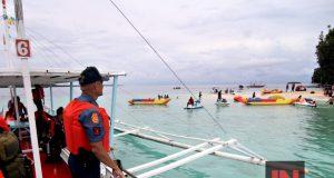 PNP shore patrol Surigao