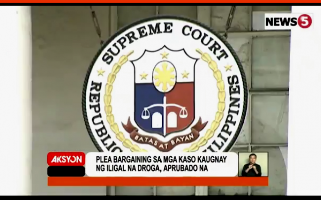 SC plea bargain illegal drugs