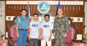 Indon hostages rescued from ASG