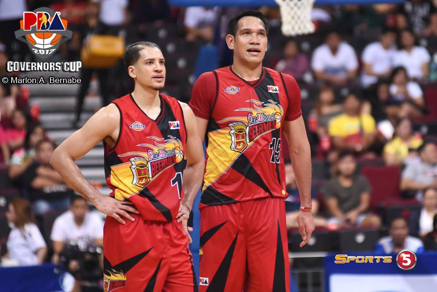SMB's Grand Slam bid in jeopardy after major collapse against Meralco
