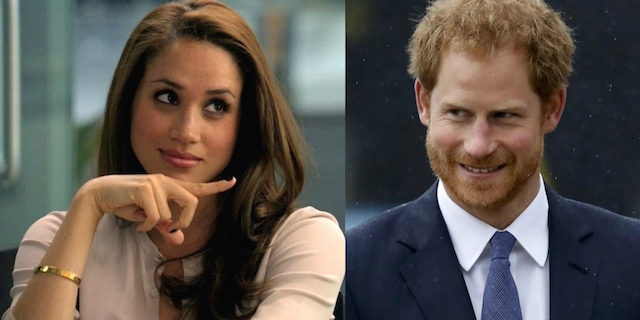 UK's Prince Harry and I are in love, says U.S. actress Meghan Markle