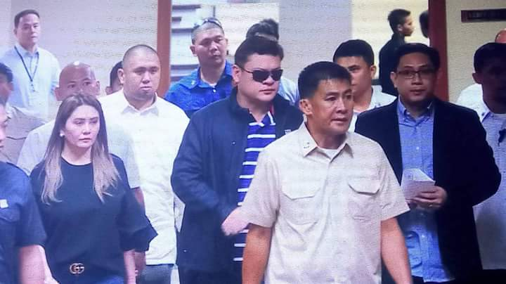 Duterte's son denies meth smuggling claims as case rivets Manila