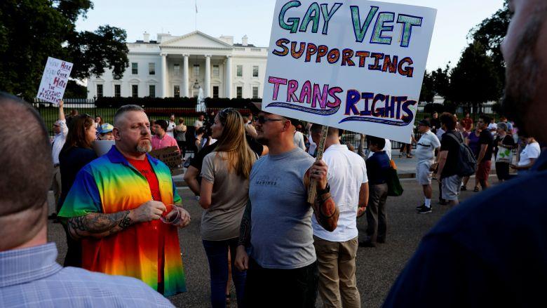 Defense Secretary Mattis assembling panel to discuss transgender troops