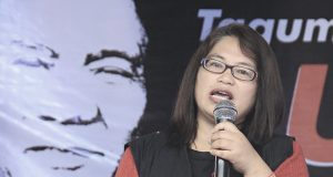 DOJ Assistant Sec. Cheryl Daytec-Yañgot.