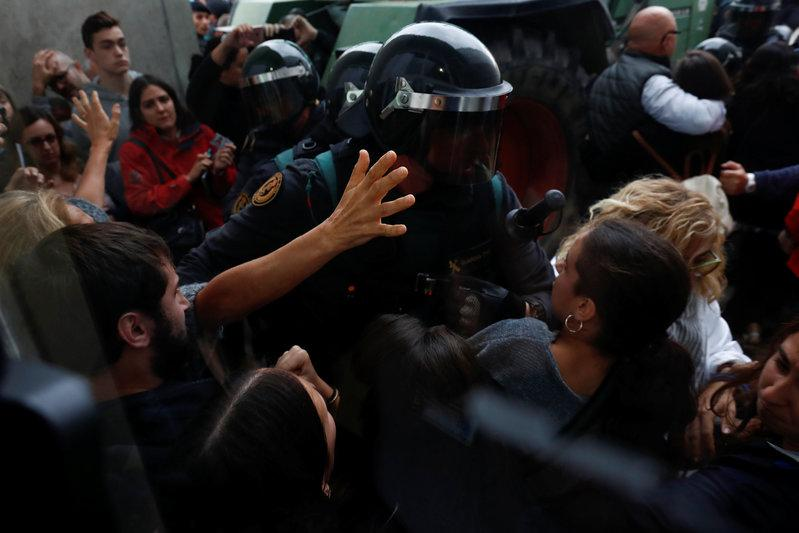 No Referendum Held in Catalonia, Says Spanish PM