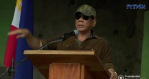 Ridrigo Duterte Marawi liberation