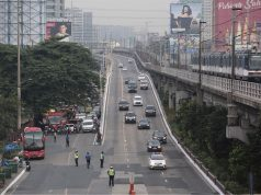 EDSA traffic flow