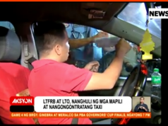 LTFRB_pounces_on_colorum_PUs_News5grab