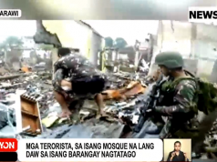 Fighting Marawi