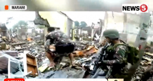 Fighting Marawi