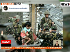 Scout Ranger Capt Jeffrey Buada saves child hostage