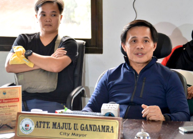 Marawi Mayor Majul Usman Gandamra