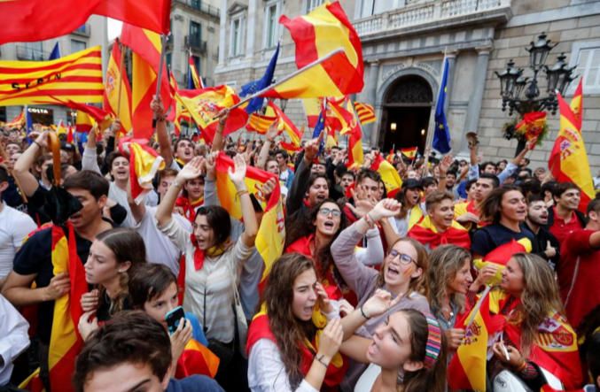 Spain on tenterhooks ahead of Catalan referendum