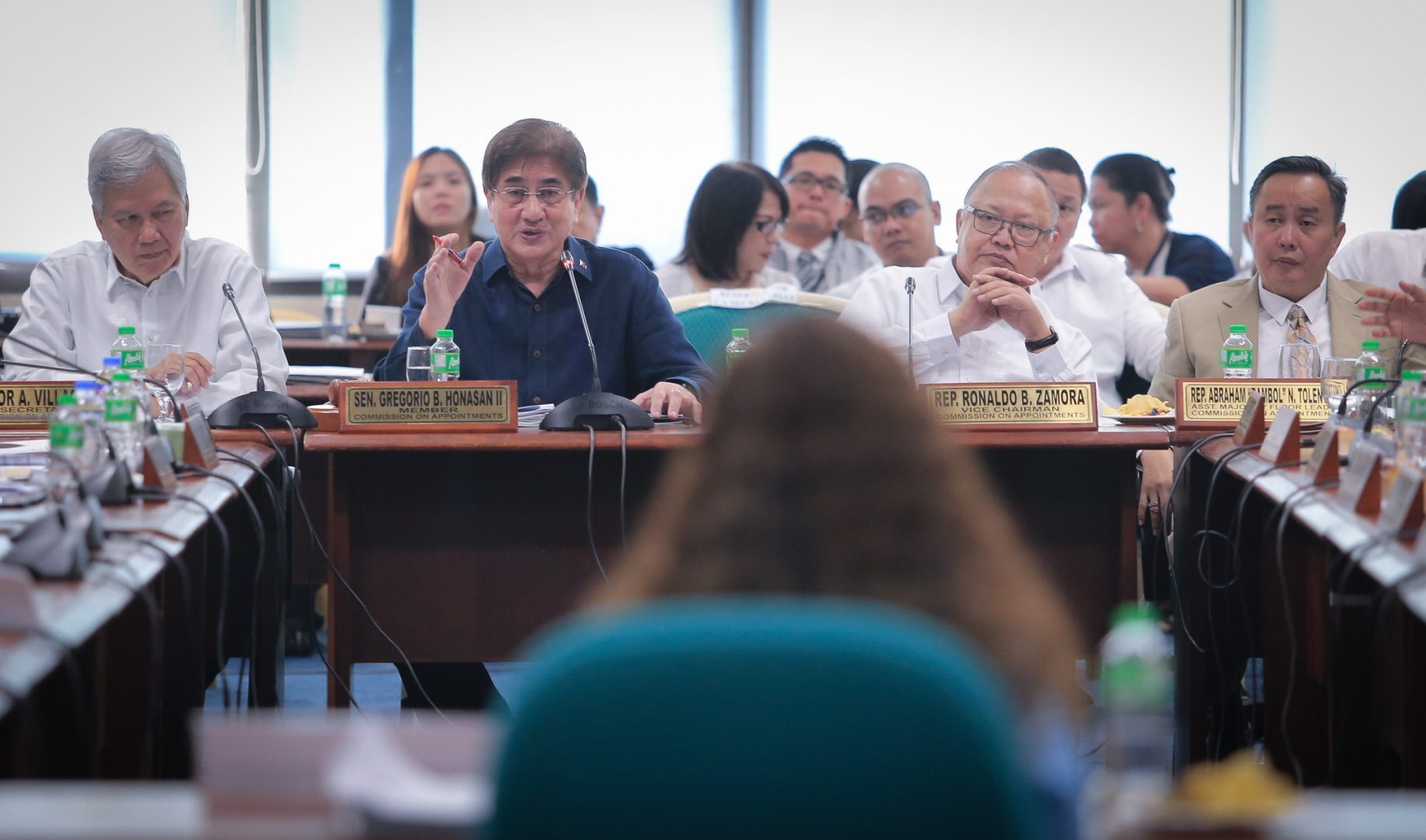 Ubial out as health chief, Palace regrets CA decision
