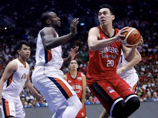 Ginebra, Meralco break Finals tie at the Philippine Arena