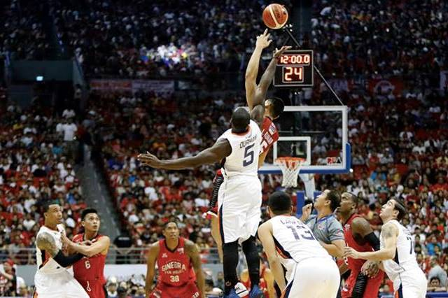 Barangay Ginebra claims back-to-back PBA Governor's Cup title