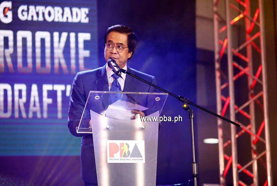 TNT slams 'biased' PBA commissioner Chito Narvasa over